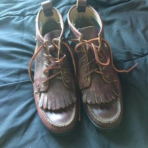 Sebago Shoes - leather ankle boots
