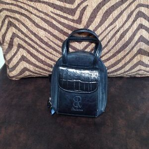 Bellerose Handbags - Black leather Bellerose purse