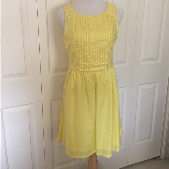 Charming Charlie Dresses Nwt Size Medium Yellow Summer