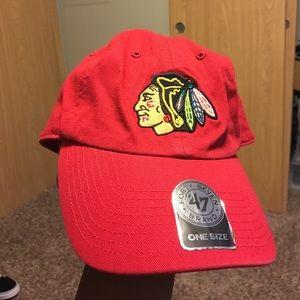 47 Other - Chicago Blackhawks hat