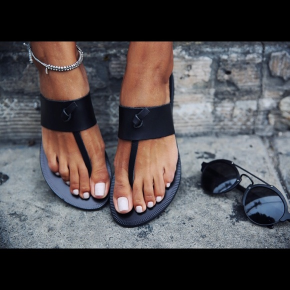 9bdd6f9352e5df Joie Shoes - Joie a la plage nice black glitter sandal 37