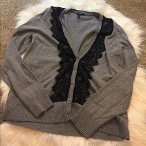 cute torrid cardigan size 0X