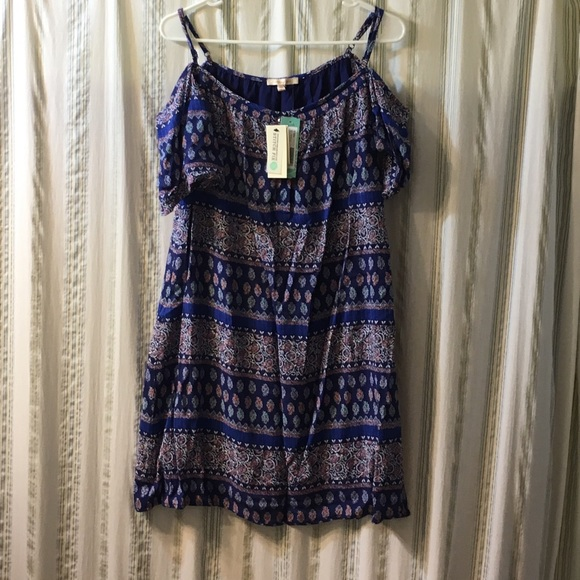 Skies Are Blue Dresses - BEST DRESS EVER! From Stitch Fix. Sz S