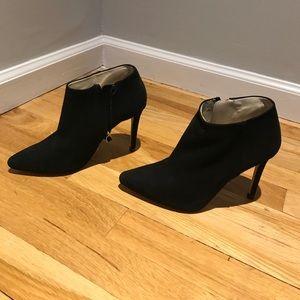 Karen Millen Shoes - Karen Millen suede booties