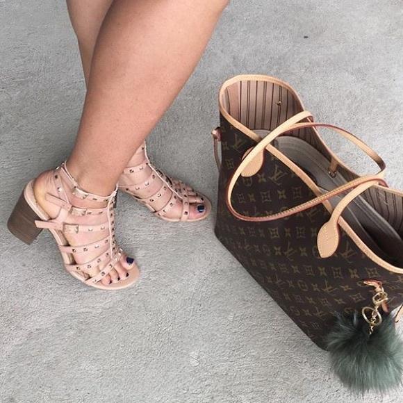 857728dcae4 Betseyville Shoes - Betseyville Naveah Gladiator Sandal Size 9