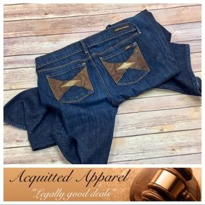 """Citizens Of Humanity Denim - (Citizens of Humanity) Ingrid Low Flair 34"""" inseam"""