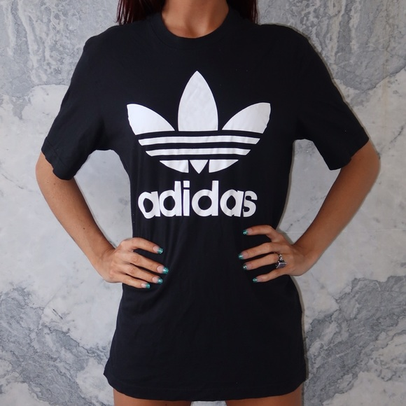 808d63cb4 adidas Other - Black   White Adidas Short Sleeve Unisex T-shirt