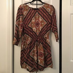 Free People Other - ONEILL PATTERNED ROMPER