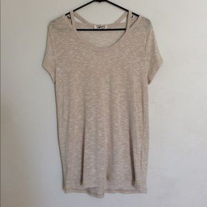 ❗️Accepting Offers❗️ New: Strappy Tee