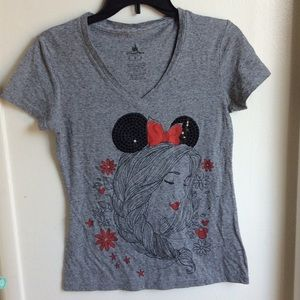 disneyland Tops - Disneyland Park Shirt Girl Mouse Ears Sz M