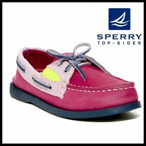 Sperry Top-Sider Other - ⭐️⭐️ SPERRY Moccasin BOAT SHOES