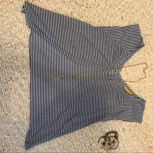 Aaron Ashe Tops - Aaron Ashe striped top