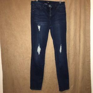 Denim - Refugee dark denim jeans