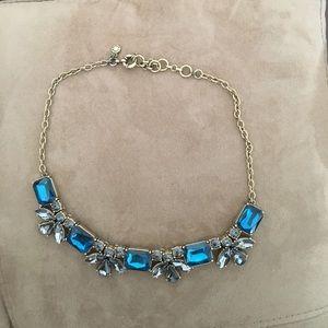 J. Crew Jewelry - Jcrew gem necklace