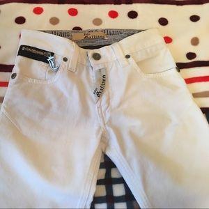 John Galliano Denim - John Galiano girls jeans in size 8.