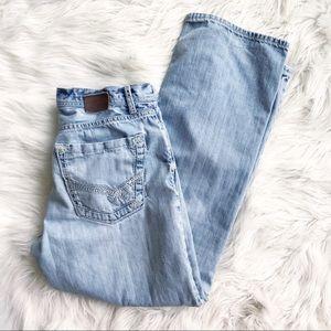BKE Tyler Straight Light Wash Jeans 32R