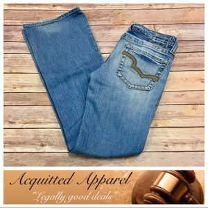 "Big Star Denim - (Big Star) Casey Bootcut Jeans Long 33"" inseam"