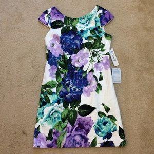 Eliza J Dresses & Skirts - {Eliza J} Stunning Floral Shift Dress