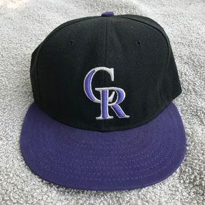 New Era Other - Colorado Rockies New Era Hat