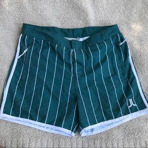 Wesc Other - WESC Pin Stripe Tea Swim Trunks