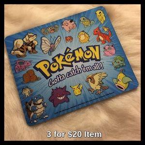 Pokemon Other - Pokémon Mouse Pad