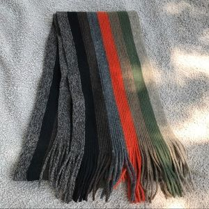 GAP Other - Gap Multicolored Lambswool Scarf