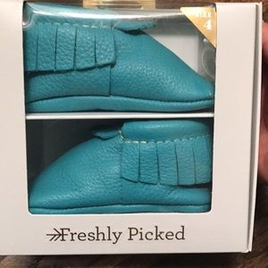 Freshly Picked Other - Freshly picked moccasins teal 4