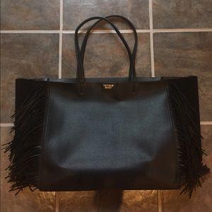 Victoria's Secret Handbags - Victoria's Secret Fringe Tote Bag