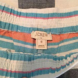 J. Crew Shorts - J. Crew Striped Shorts