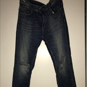 Zara Denim - Zara Ankle Denim Jeans