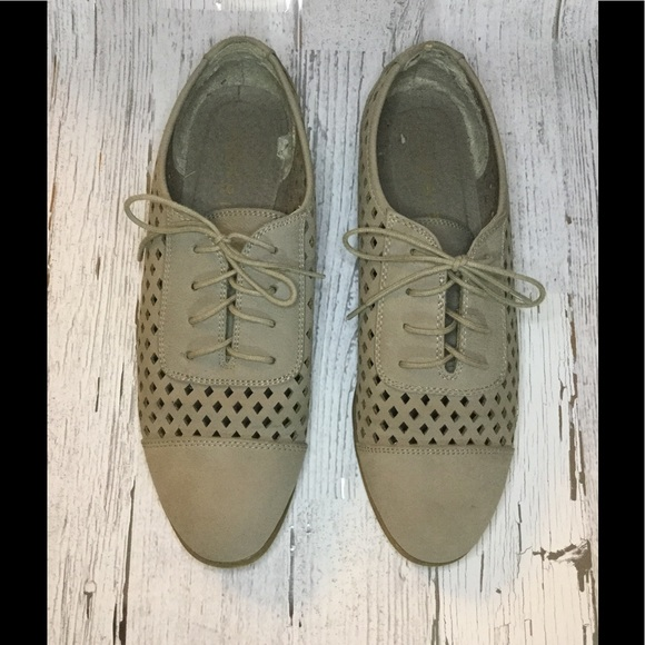 Esprit Shoes   Womens Perforated