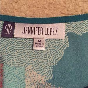 Jennifer Lopez Tops - Jennifer Lopez 3/4 Sleeve Top