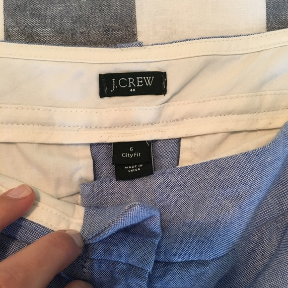 J. Crew Shorts - J. Crew City Fit Shorts