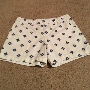 Tommy Hilfiger Pants - Tommy Hilfiger Aztec Pattern Shorts