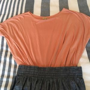Short-Sleeve Piko Top