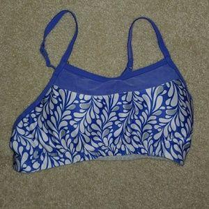 Moving comfort high impact sports bra