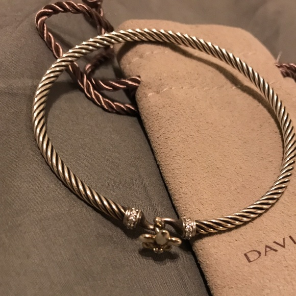 39 off david yurman jewelry david yurman fleur de lis for David yurman like bracelets