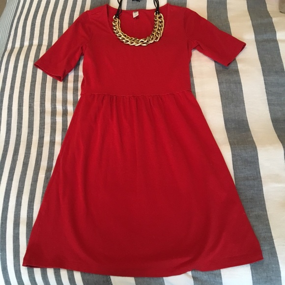Old Navy Dresses & Skirts - Old Navy Red Dress