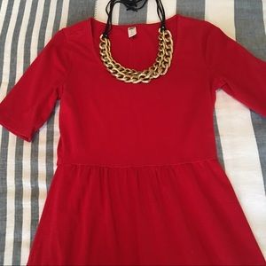 Old Navy Dresses - Old Navy Red Dress