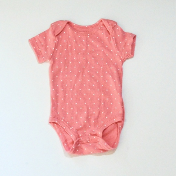 99 Off Carter S Other Carters Baby Girls Onesie Size 3
