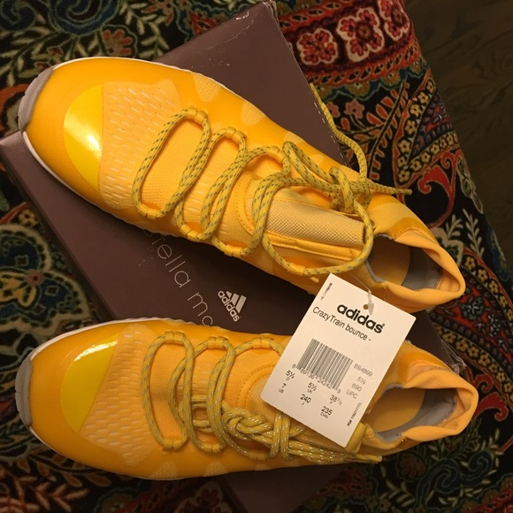adidas, stella mccartney crazytrain pro 7 poshmark scarpa