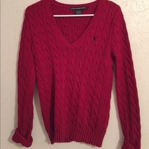 Ralph Lauren Sport Sweater Women M
