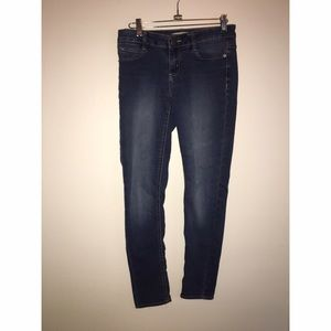 Denim Stretch Jeggings Sz 3