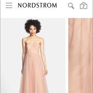 Jenny Yoo Dresses & Skirts - Jenny Yoo Annabelle convertible dress- cameo pink