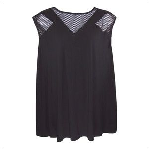 Catherines Tops - CATHERINES 1X 2X 4X A-line Tunic Top- NEW