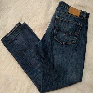Levi's Other - Levi's slim 508 medium wash jeans 32x30