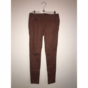 American Eagle Outfitters Denim - American Eagle Outfitters Brown Jegging Sz 2