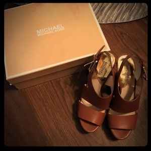 MICHAEL Michael Kors Shoes - Michael Kors Wedges