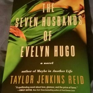 Other - The Seven Husband's of Evelyn Hugo●SOLD●