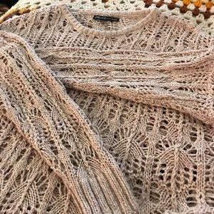 Elizabeth and James Sweaters - ⚡️FLASH SALE⚡️Elizabeth and James knit sweater